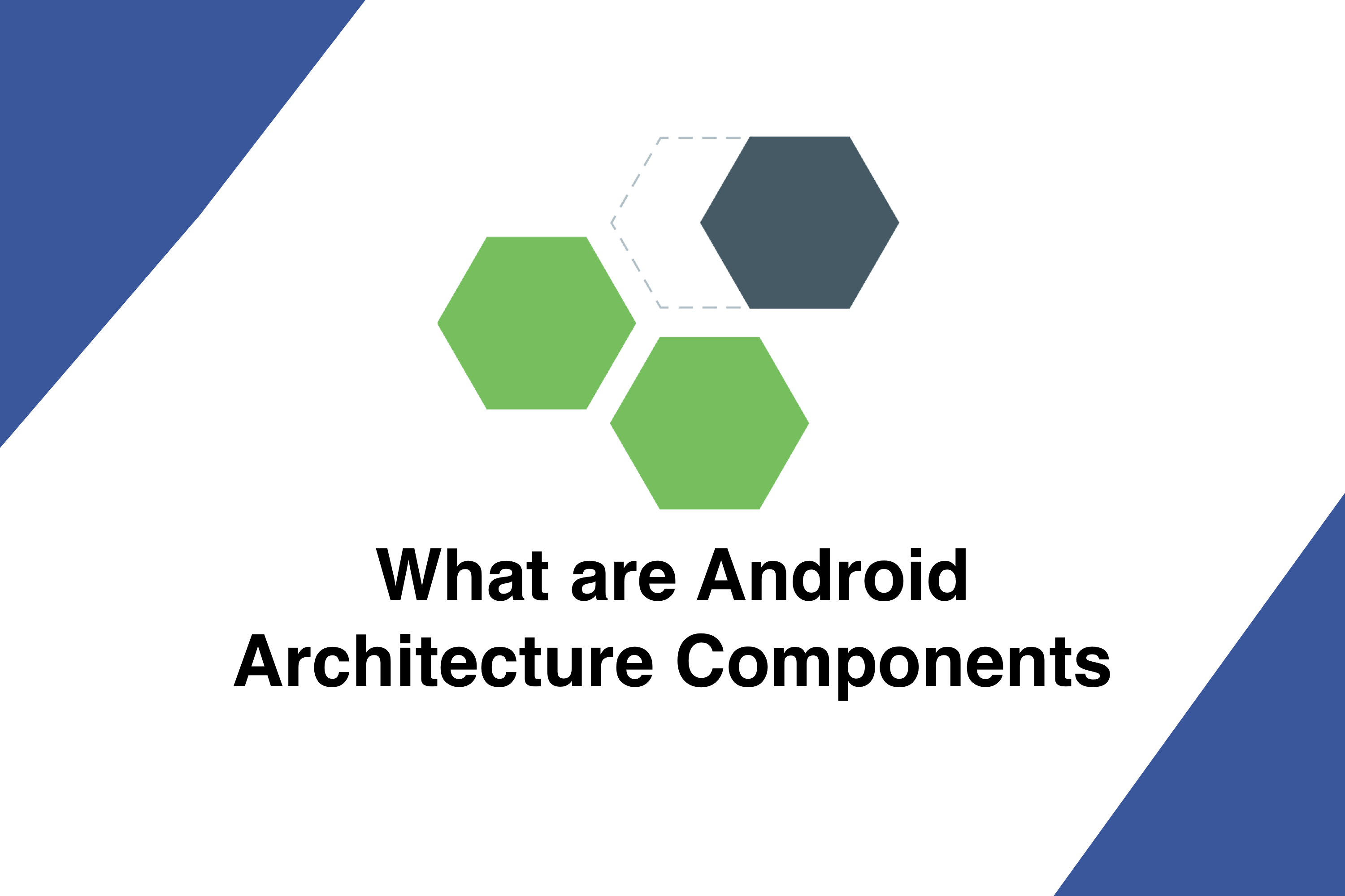 android architecture components tutorial