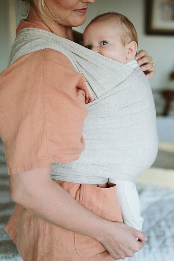 solly baby wrap tutorial