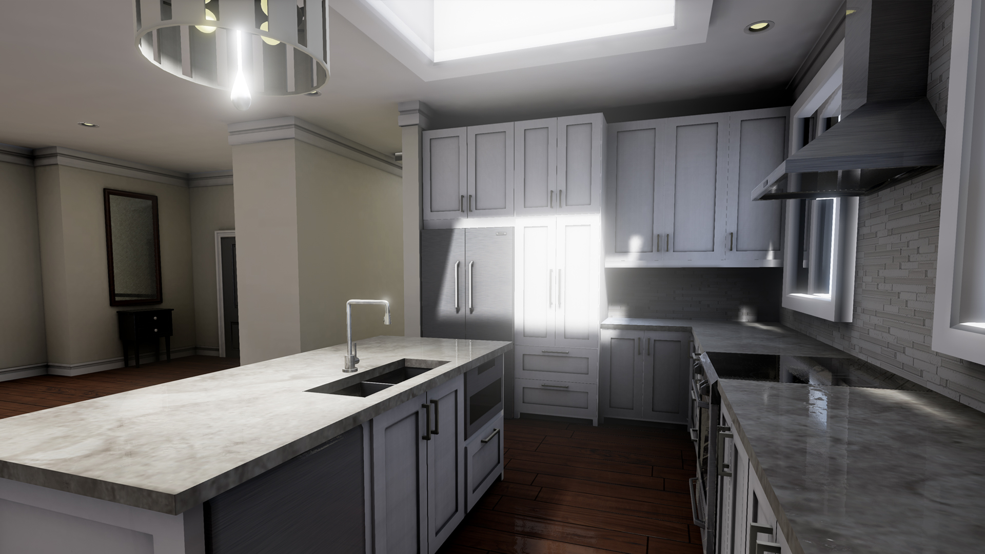 unity 5 interior lighting tutorial