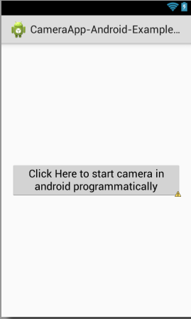 how to create an android app tutorial