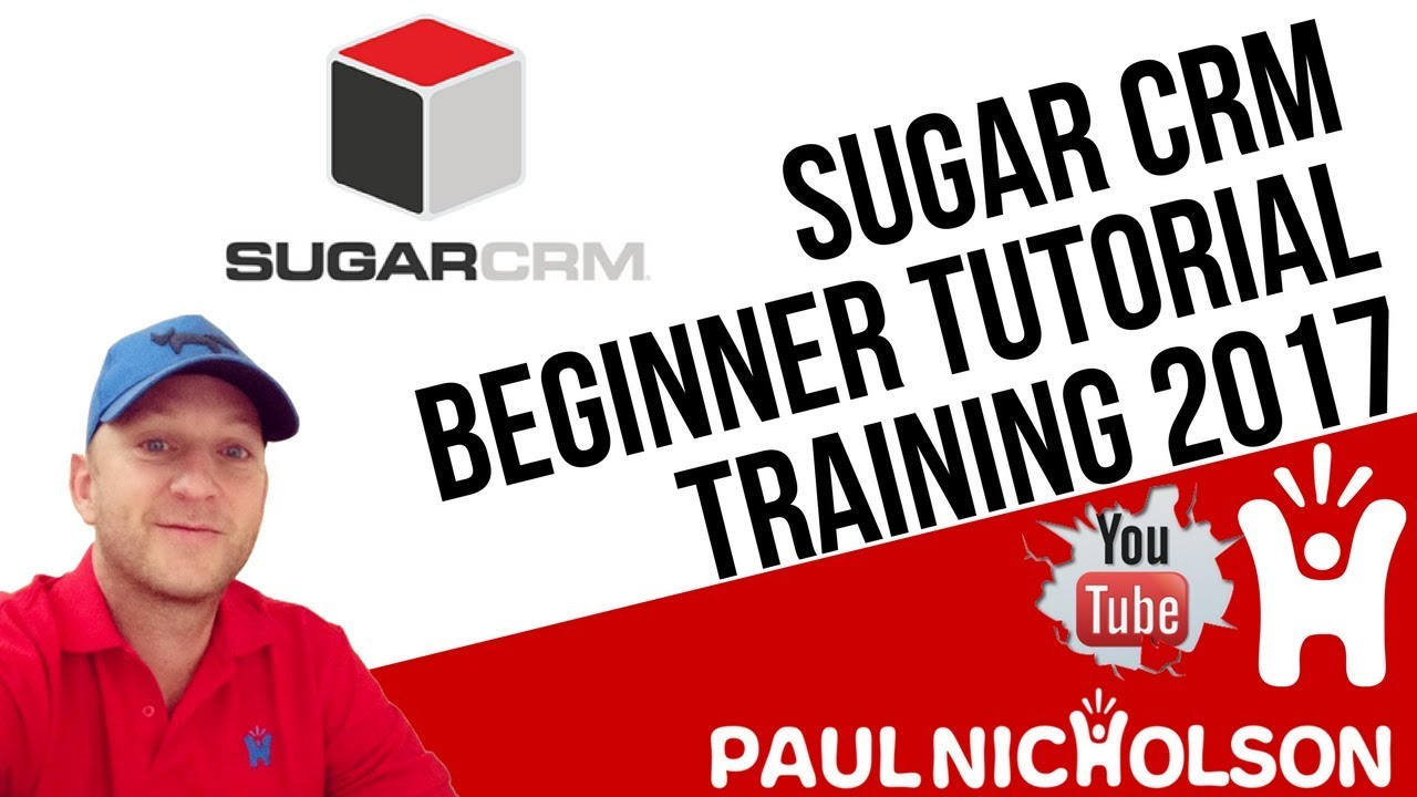 sugarcrm tutorial for beginners