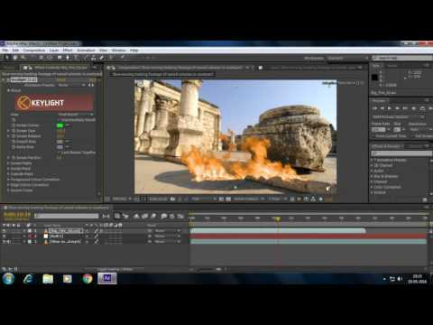 after effects remove grain tutorial