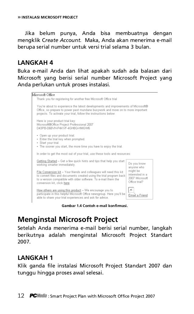 microsoft office project 2007 tutorial