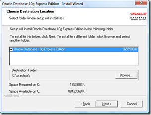 oracle 11g express tutorial