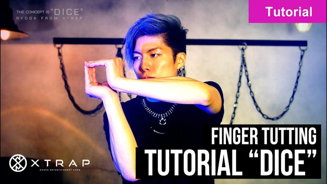 finger tutting tutorial for beginners