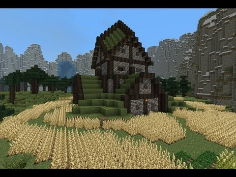 minecraft japanese temple tutorial