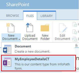 sharepoint infopath forms tutorial