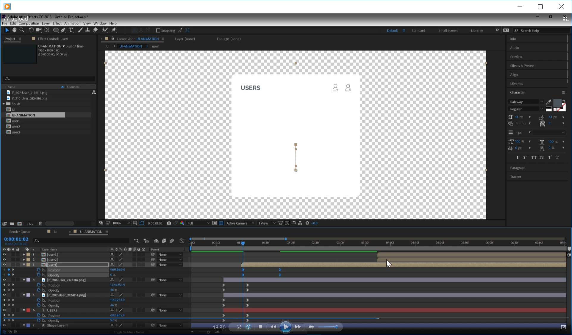 after effects news broadcast design tutorial