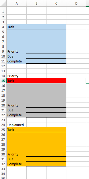 excel for business tutorial