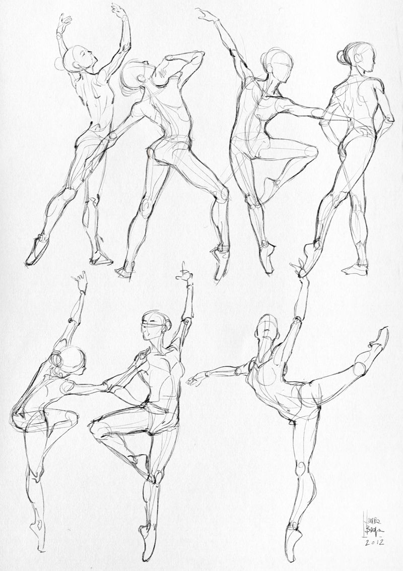 human figure drawing tutorial