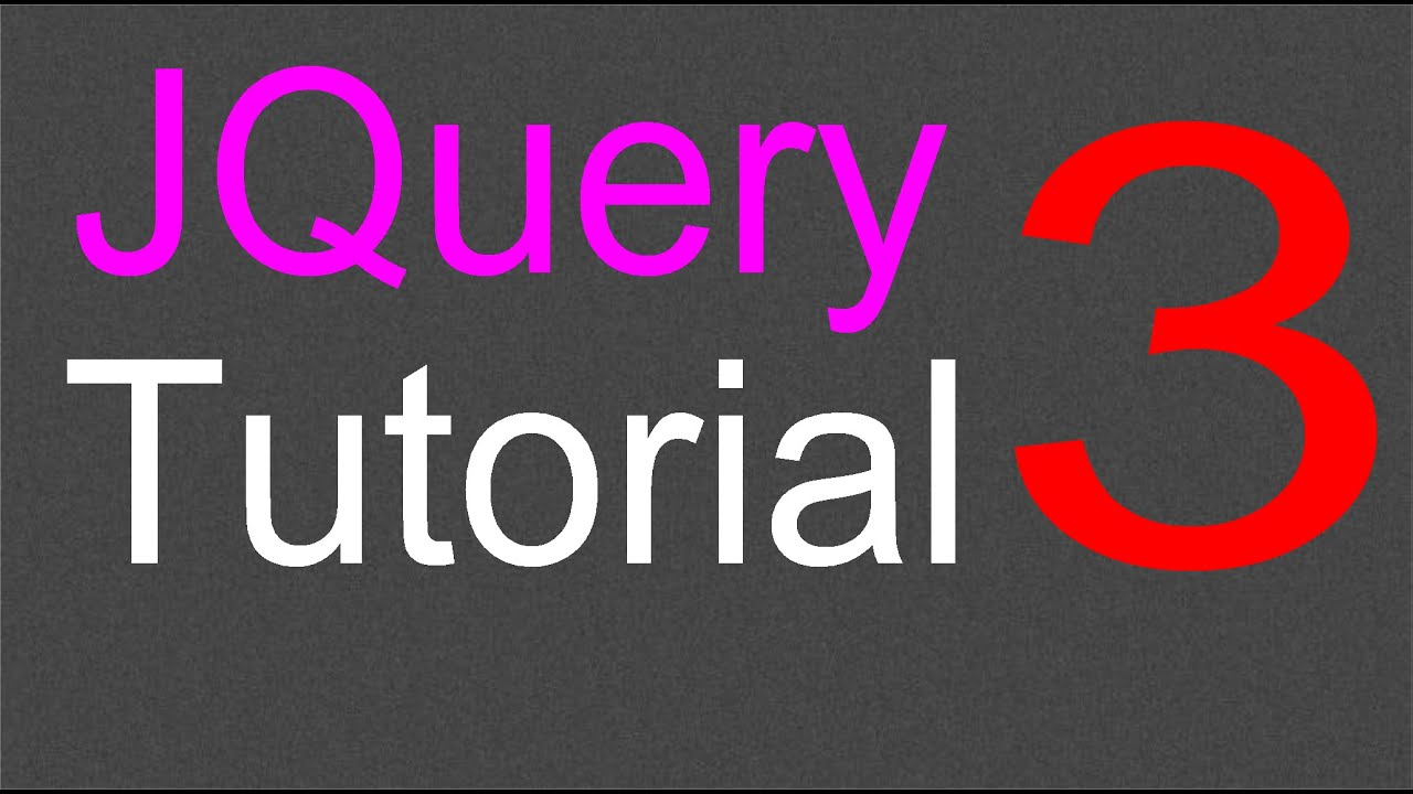 jquery ajax tutorial for beginners with examples