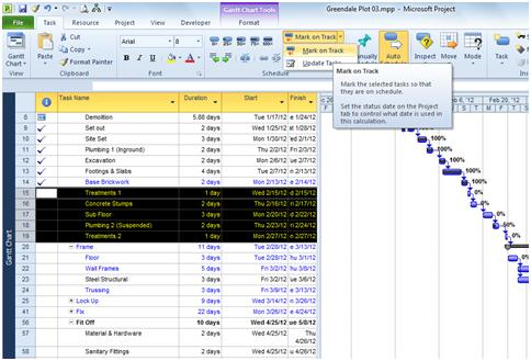 microsoft office project 2010 tutorial