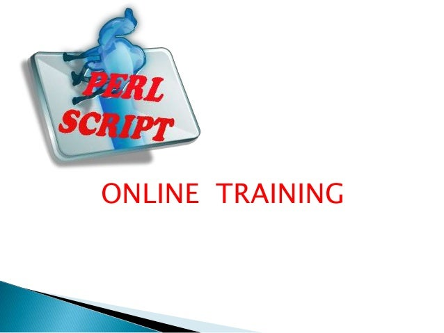 perl online tutorial with exercises