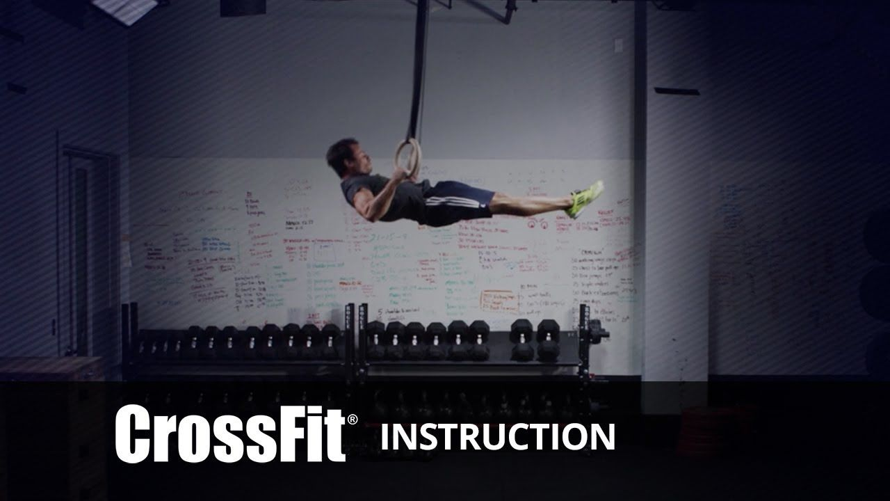 ring muscle up tutorial