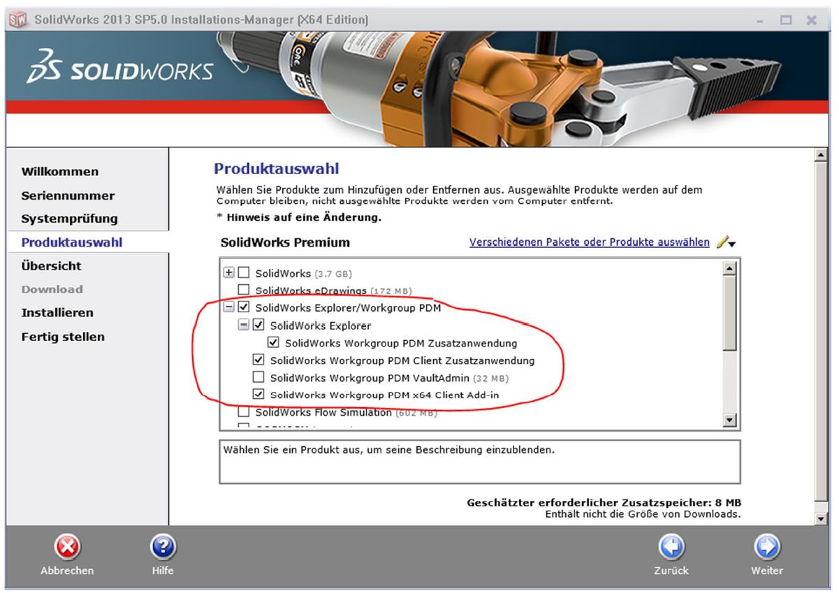solidworks workgroup pdm tutorial