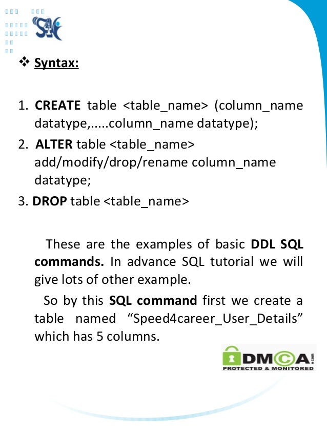 sql joins tutorial for beginners