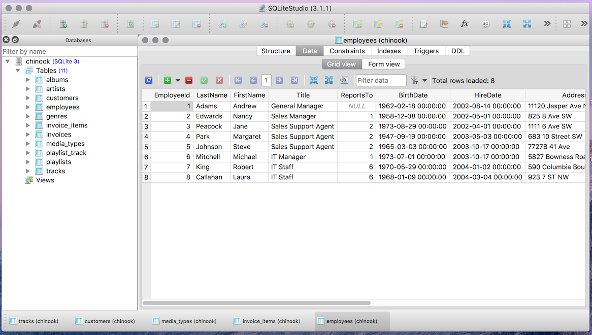 sqlite manager firefox tutorial