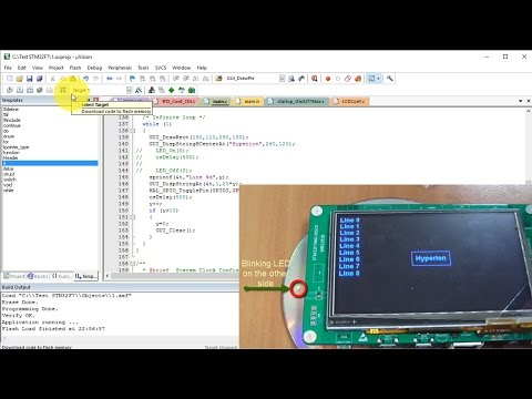stm32 discovery board tutorial