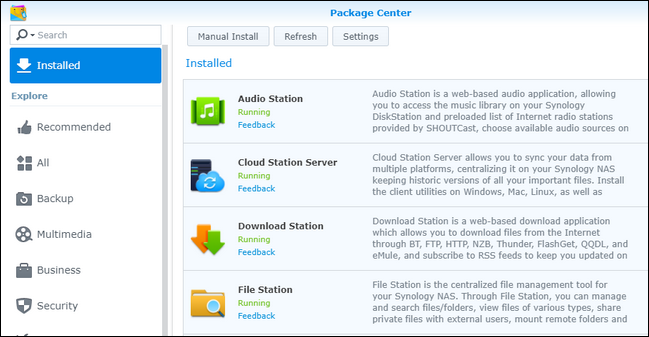 synology web station tutorial
