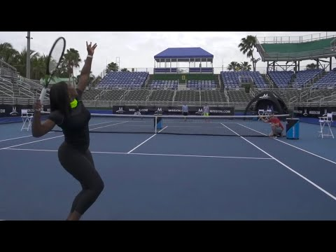 tennis trick shots tutorial