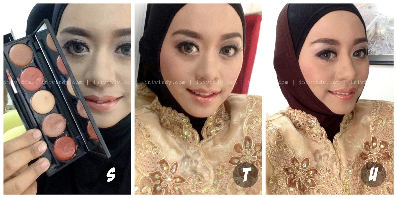 tutorial make up natural