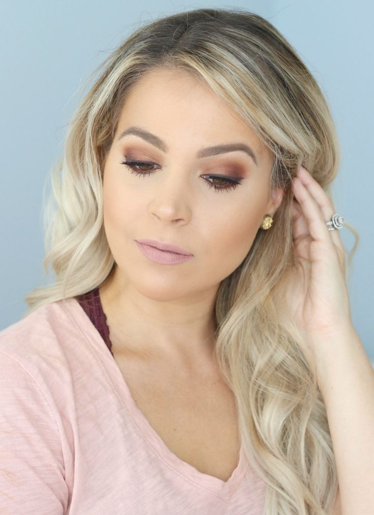 urban decay naked eyes palette tutorial