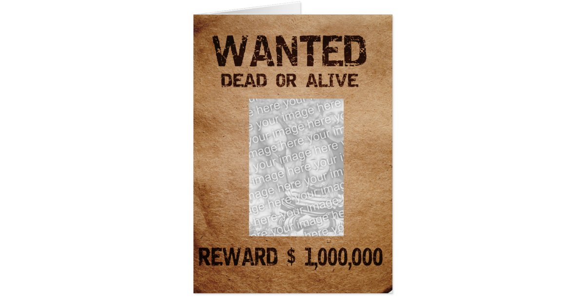 wanted dead or alive tutorial